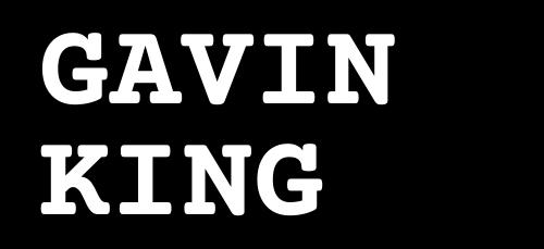 Gavin King